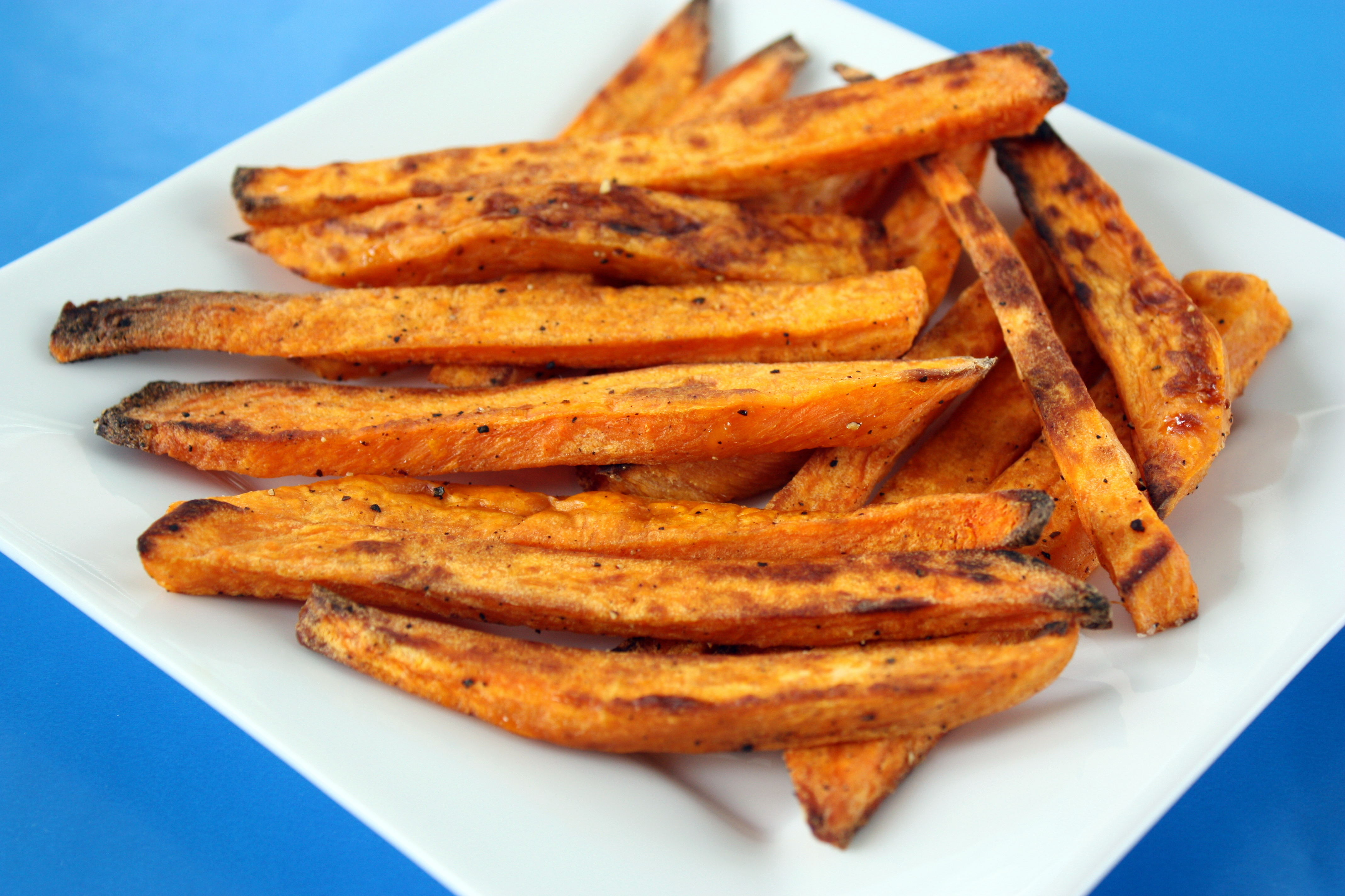 Sweet Potatoes – Oven Baked Sweet Potato Wedges | Special Eats